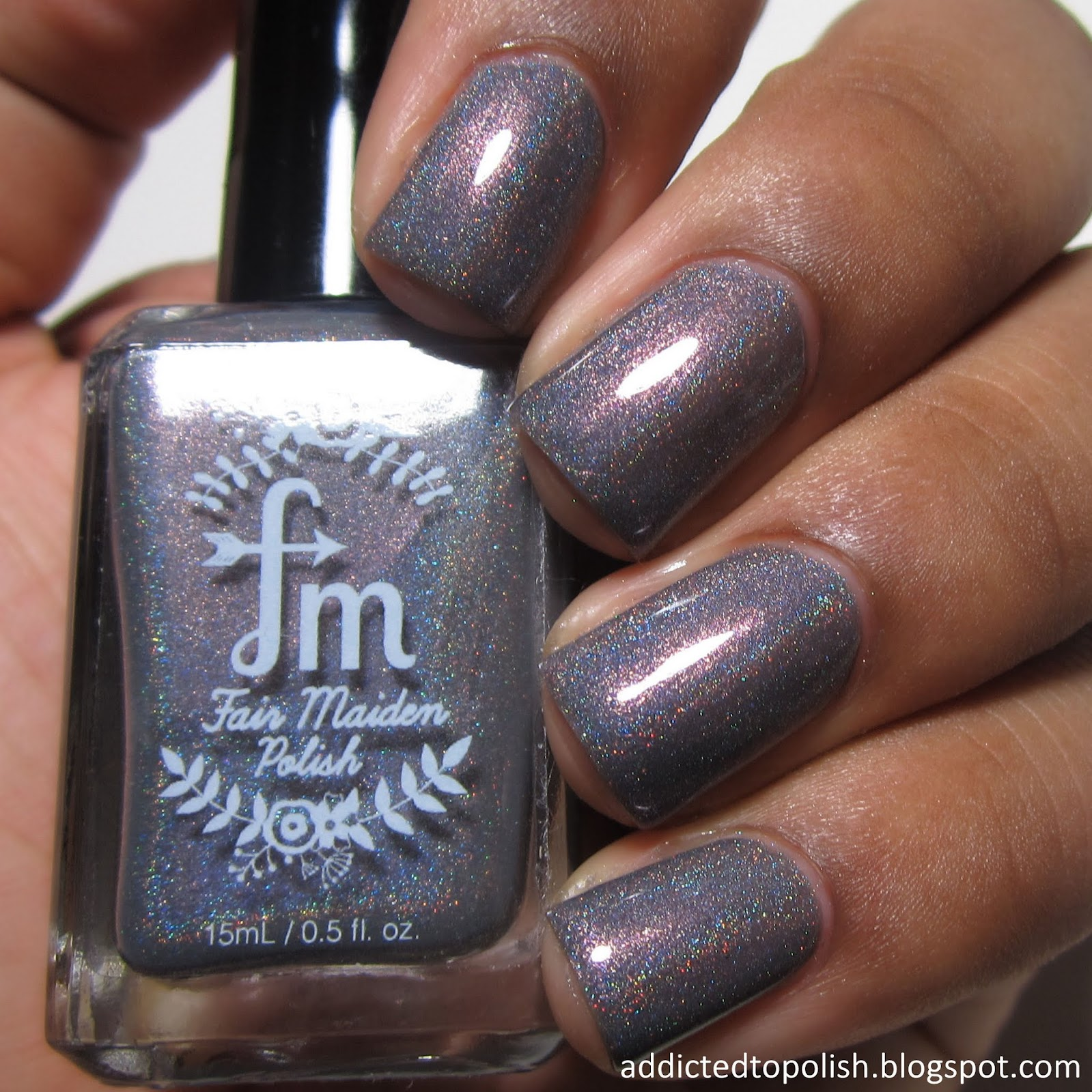 Fair Maiden Polish Be Your Own Heroine