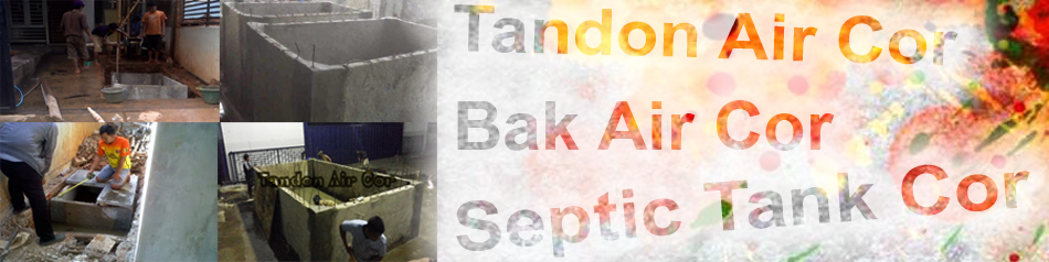 Home | Tandon Air Cor | Bak Air Cor | Septic Tank Cor