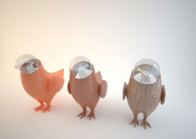 Creative Birds Inspired Products and Designs (23) 4