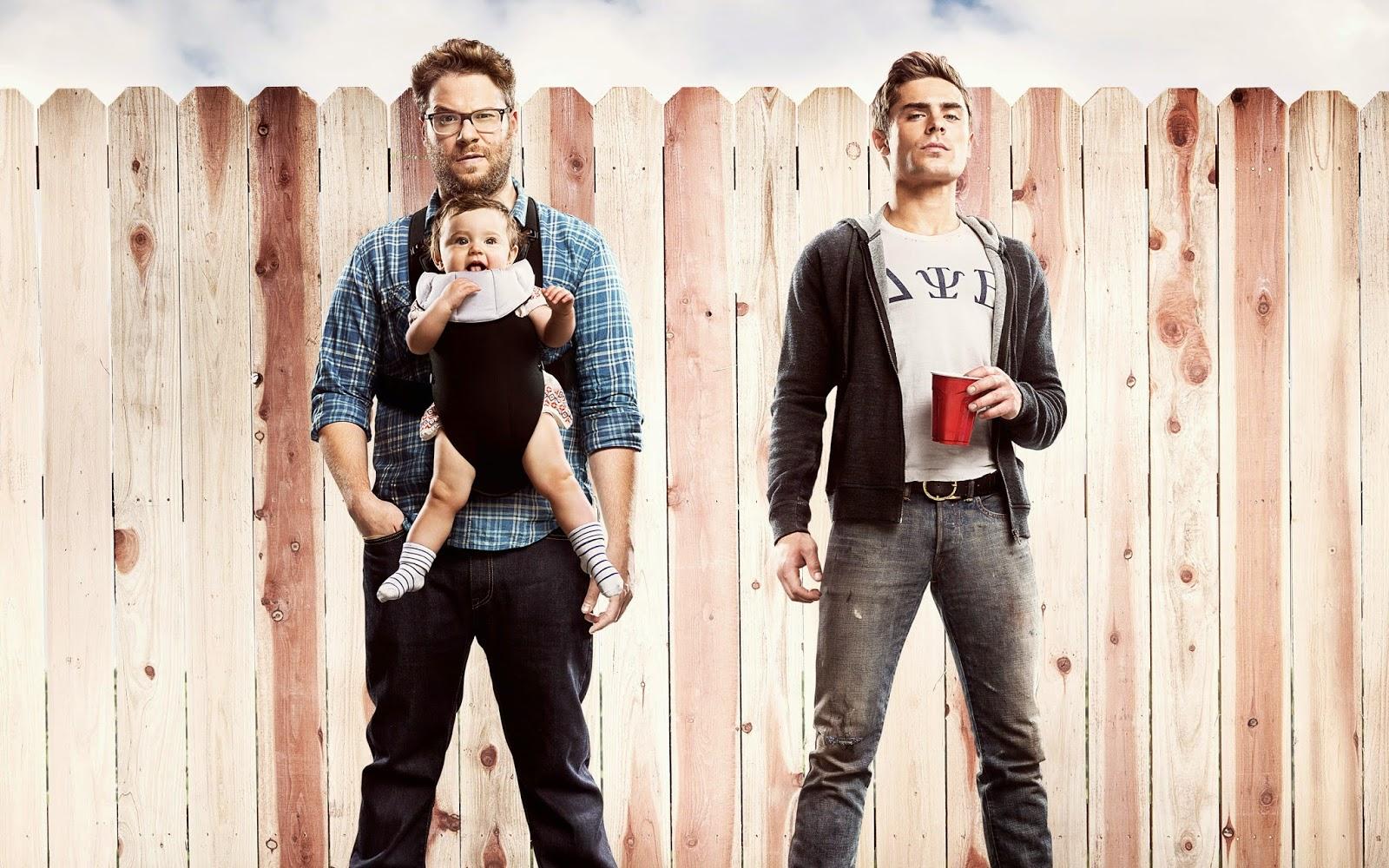 Neighbors movie review