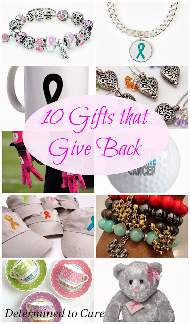 10 Gifts that Give Back, Madeleine Moore, Determined to Cure