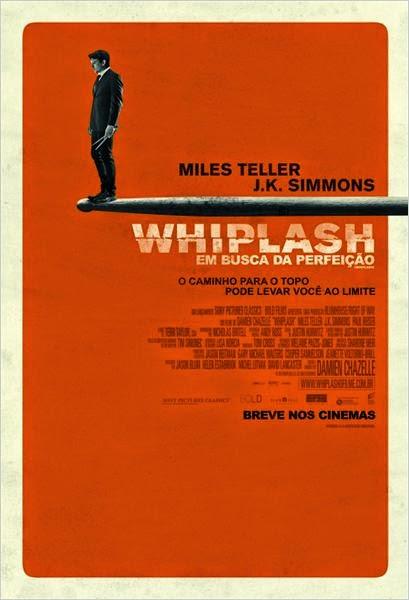 """Poster do filme """"Whiplash - Em Busca da Perfeição"""""""