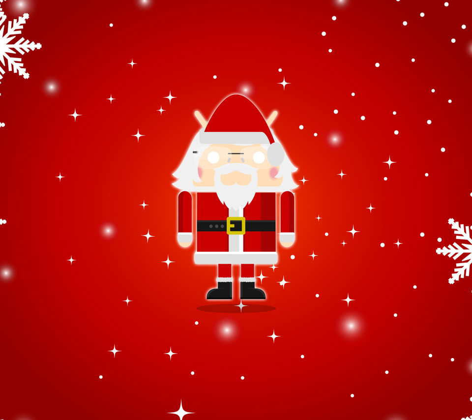 android christmas wallpaper