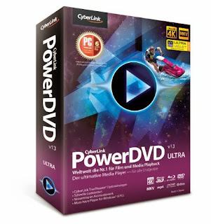 CyberLink PowerDVD Ultra v13 Free With Crack & Patch Download