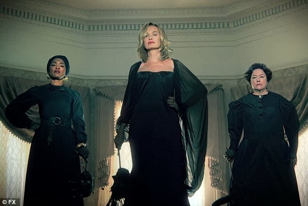 American Horror Story Coven style inspiration