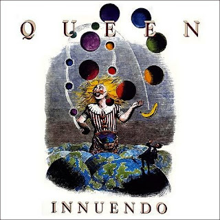 Queen - Innuendo album cover