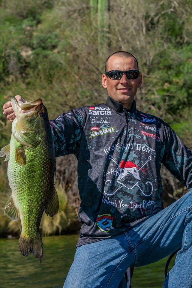 Daniel elias fishing tournament bass angler daniel elias for Elias v fishing