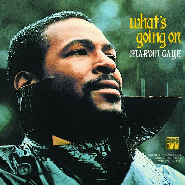 Marvin Gaye - What's Going On (Remastered) Cover