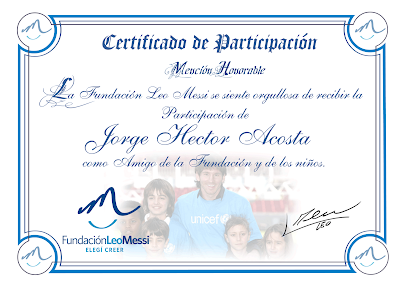 Fundacin Leo Messi