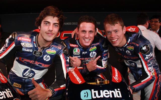 Tuenti Racing Team 2012 - Pons 40 HP Tuenti