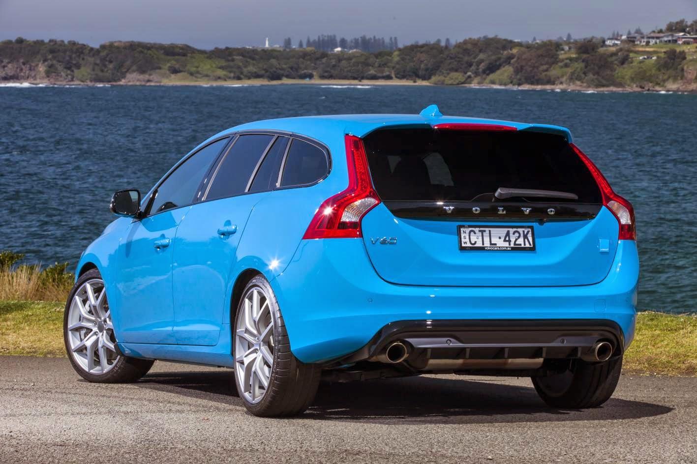 The Volvo V60 Polestar I will have on test