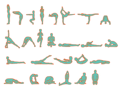 On bikram yoga and 1lb a day