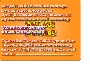 SIGN UP FOR SOLAR POWER