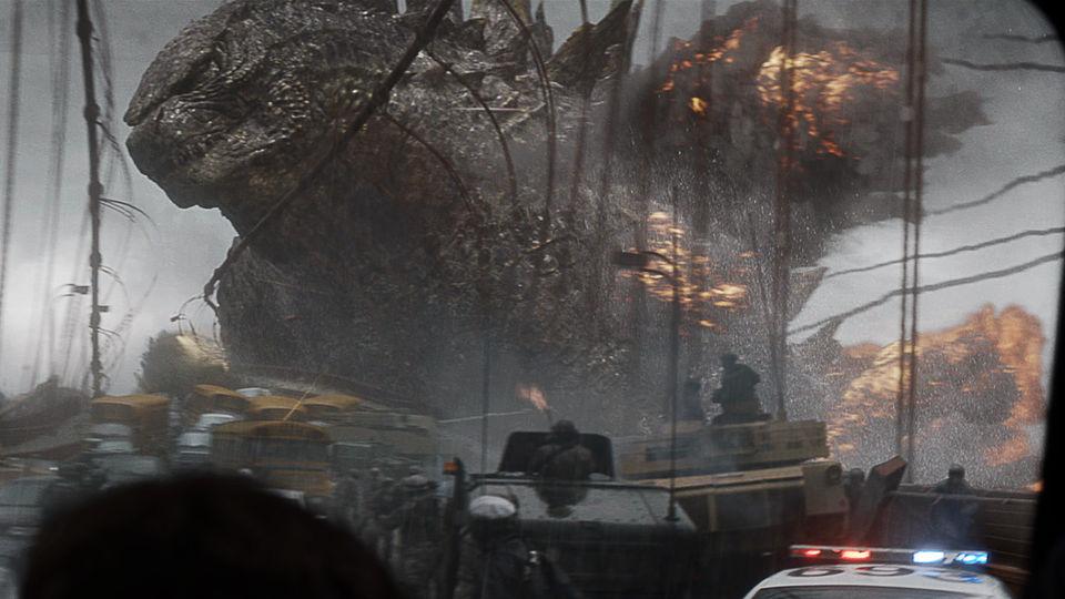 Godzilla 2014 Gareth Edwards