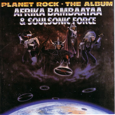 Afrika Bambaataa & Soulsonic Force – Planet Rock: The Album (1986-2005 Remaster) (CD) (FLAC + 320 kbps)