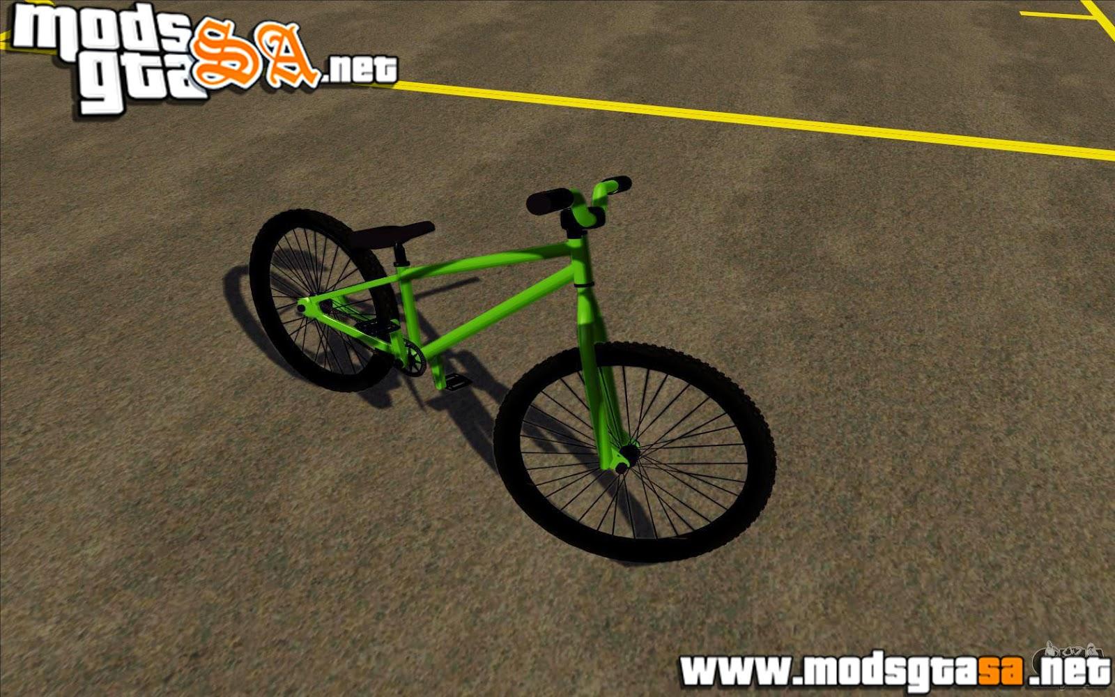 SA - Street MTB bike