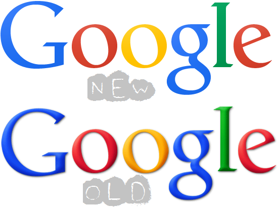 Google revamped logo