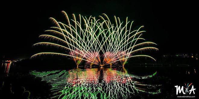 Fête du Lac des Nations 2017 - Ouverture - Royal Pyrotechnie
