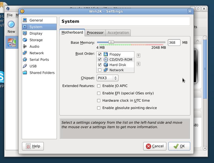 riseandshine screenshot 13png. VirtualBox On Scientific Linux Riseandshine Screenshot 13png