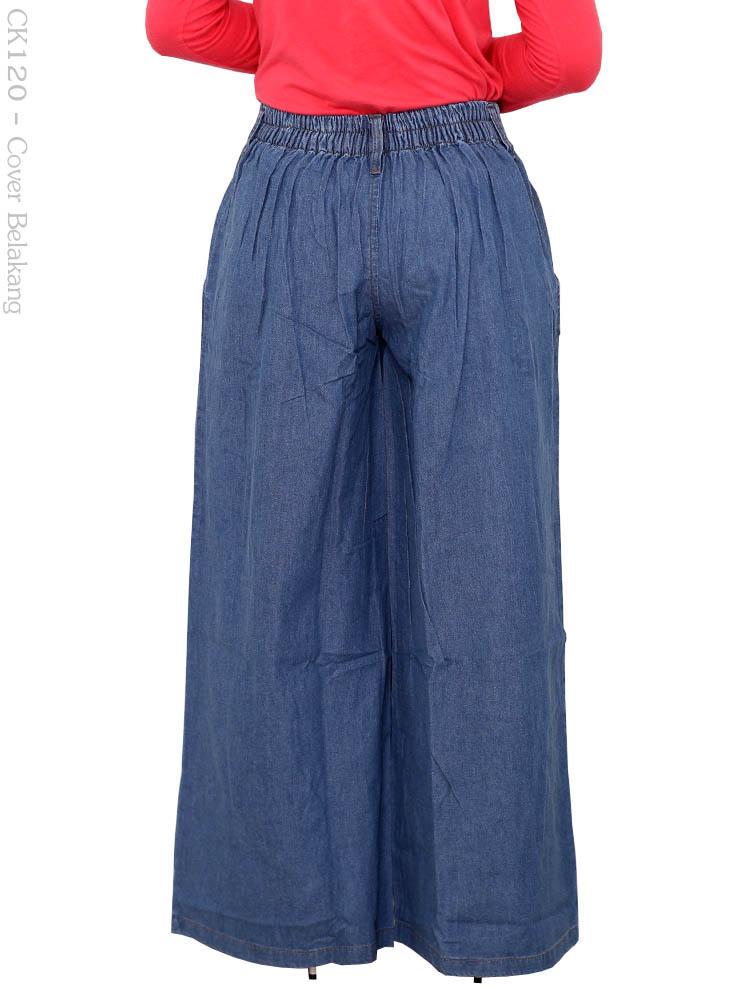 Celana kulot muslimah ck120 busana muslim murah terbaru Suplier baju gamis remaja harga pabrik bandung
