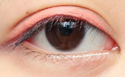 HEMA chalky eyeshaders orange