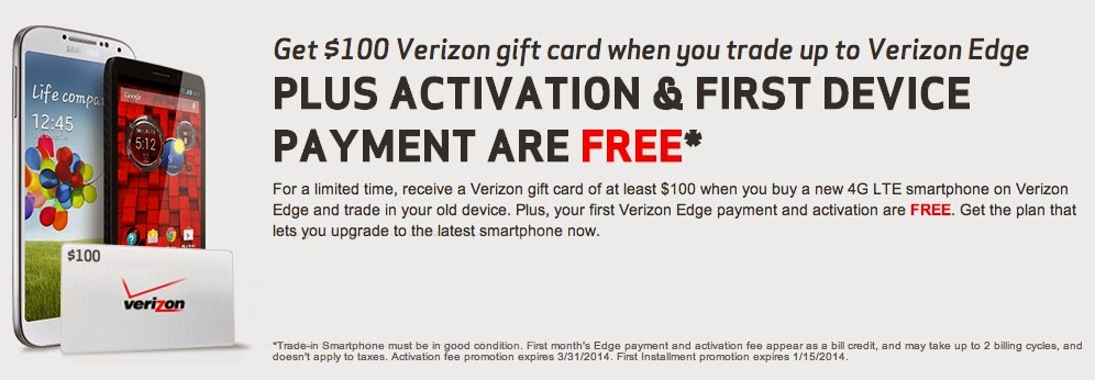 About Verizon Wireless. $75 Cash Back When You Activate a Line of Service on a New Account With Verizon.