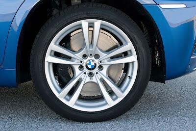 BMW X5 M wheel