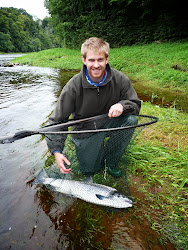 Summer & Autumn Fishing on the Tay, Perthshire, Scotland.