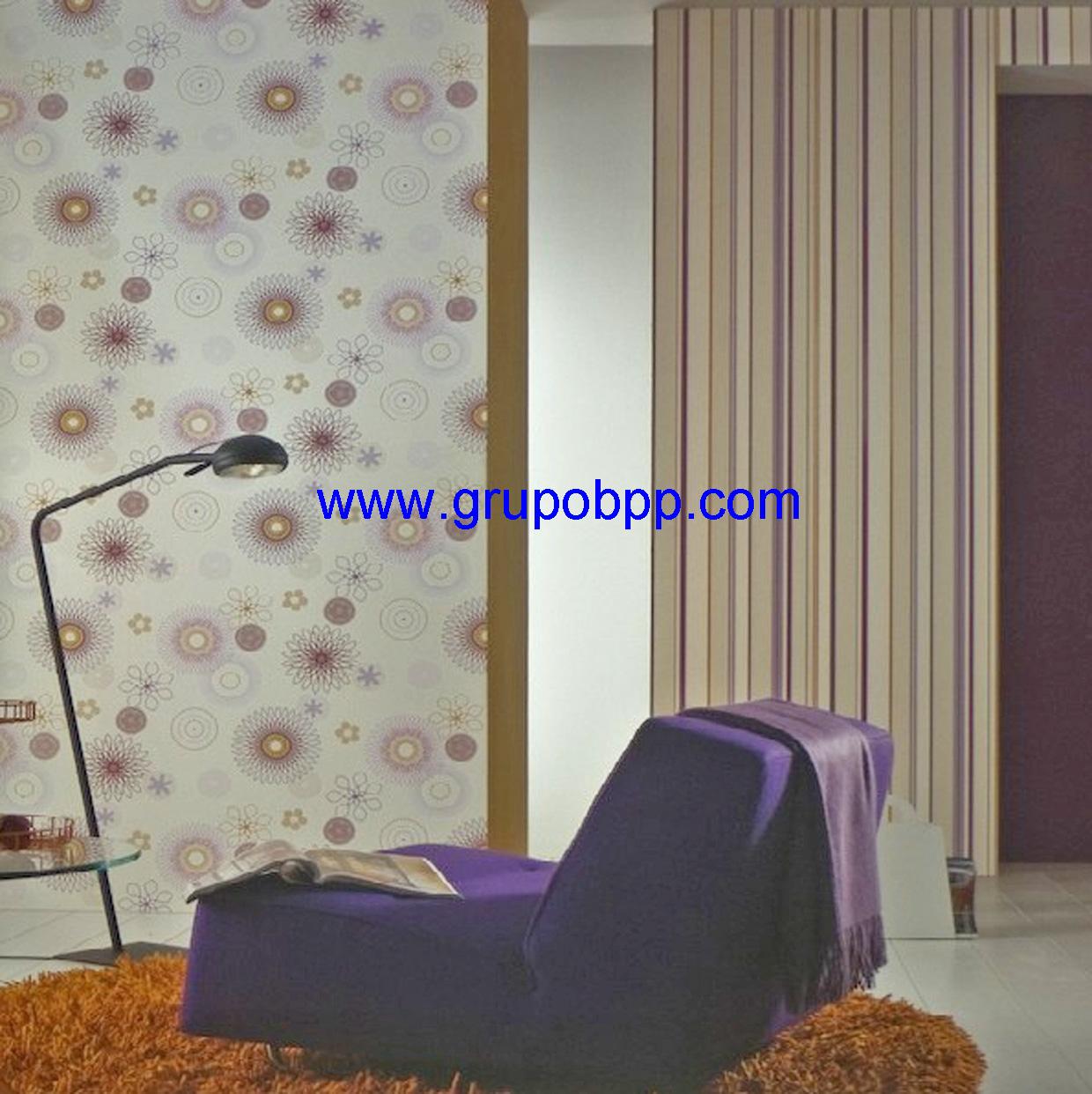 Boutique papel pintado coleccion spice up for Papel pintado para salones modernos