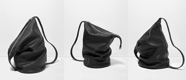 KARA black dry bag