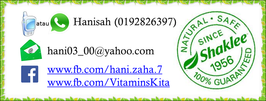 contact shaklee kerteh