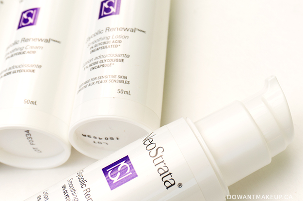 NeoStrata Glycolic Renewal Lotion and Cream review
