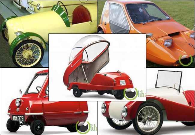 10 Mini Car yang paling Bersejarah di Dunia