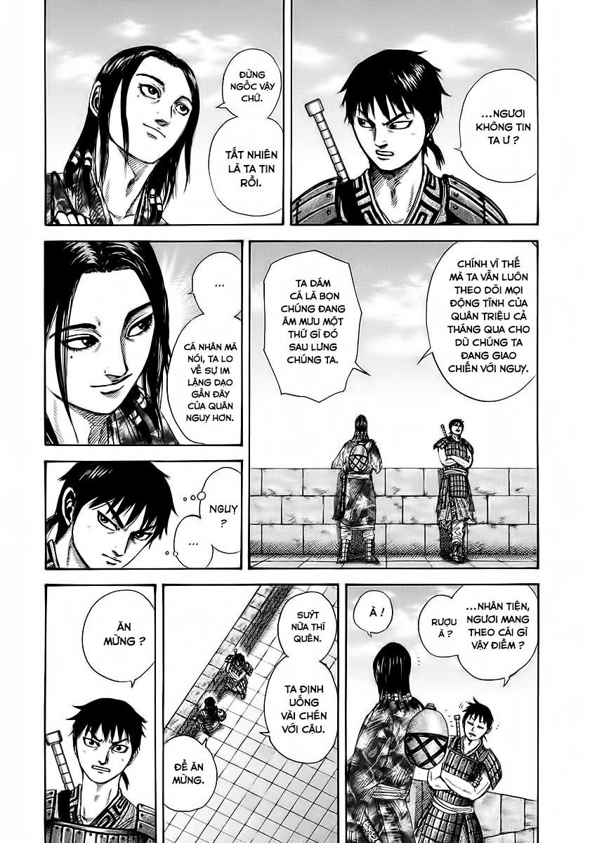 Kingdom - Vương Giả Thiên Hạ Chapter 261 page 4 - IZTruyenTranh.com