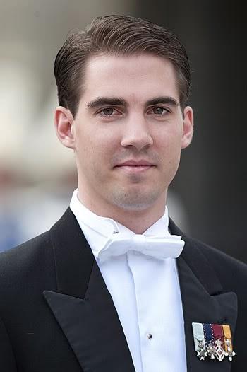 Principe Philippos di Grecia e Danimarca