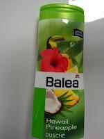 Balea Summertime LE, Duschgel, Ananas