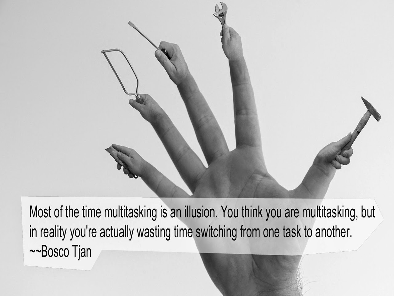 Famous Quotes About Multitasking Quotesgram