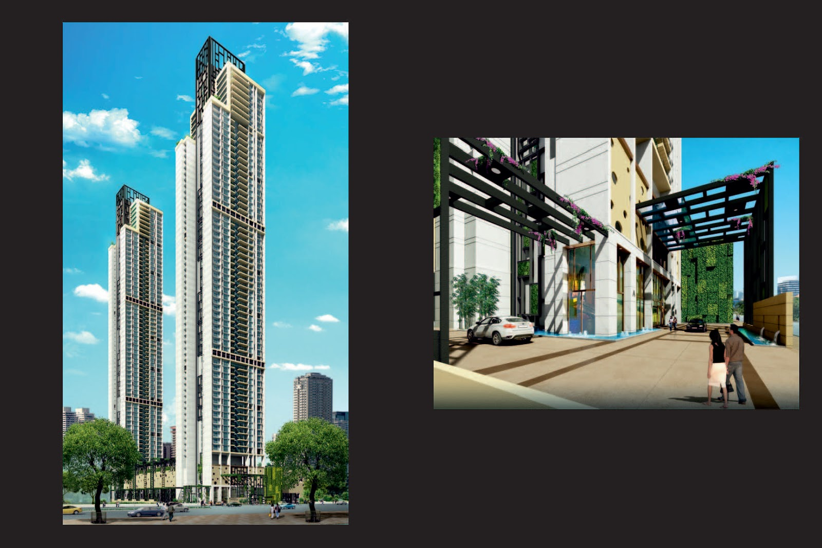 Multistorey Apartment Plans