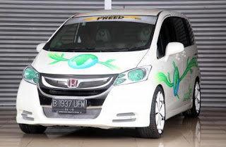 Foto Modifikasi Honda Jazz 2013 Terbaru