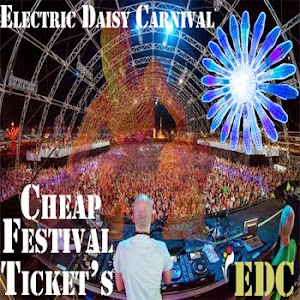 Discount Festival Tickets