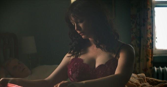 Christina hendricks sex scenes, rated r milf