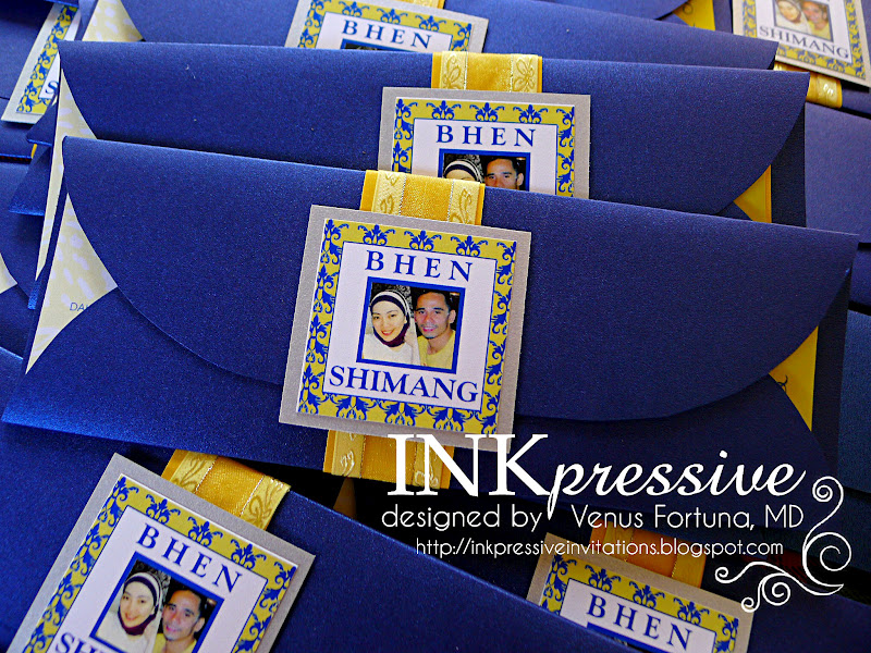 Boarding Pass Invitations - Ibrahim | INKPRESSIVE INVITATIONS