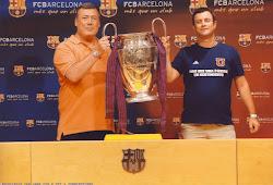 Και η Ομάδα είναι μόνο μια...... Barcelona