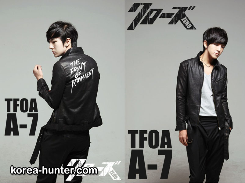 KOREA-HUNTER.com jual murah Jaket Kulit TFOA Generation 5th | kaos crows zero tfoa | kemeja national geographic | tas denim korean style blazer