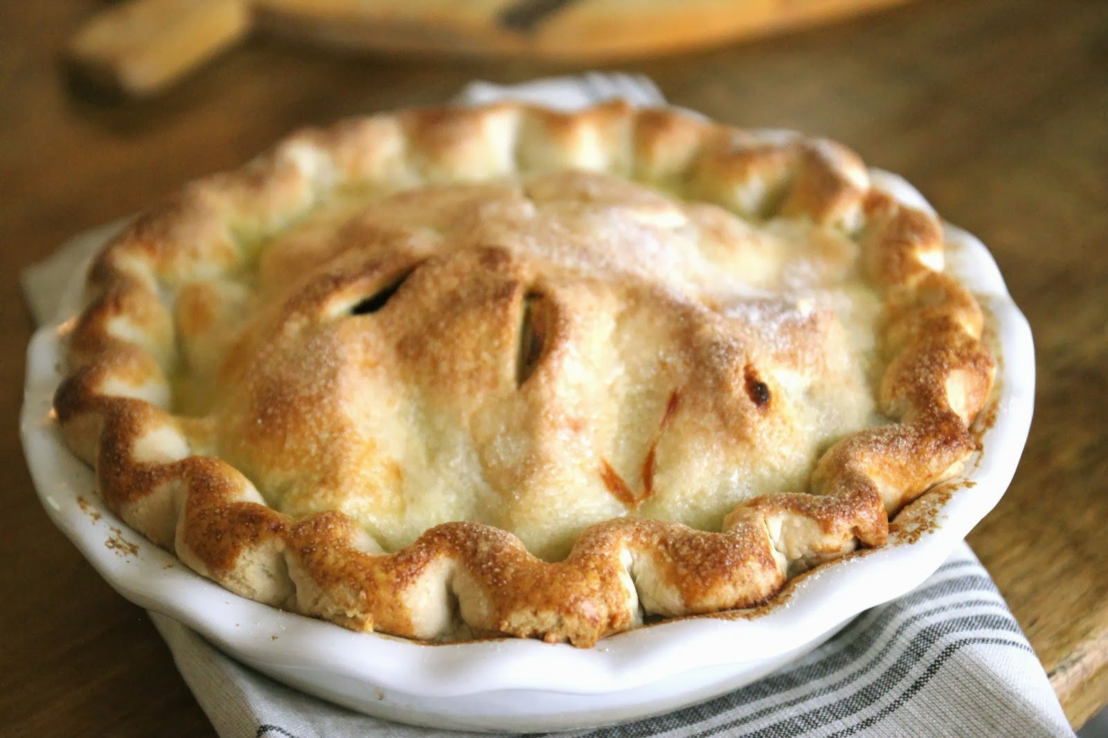 ... been a fan of apple pie in fact my first real apple pie moment wasn t