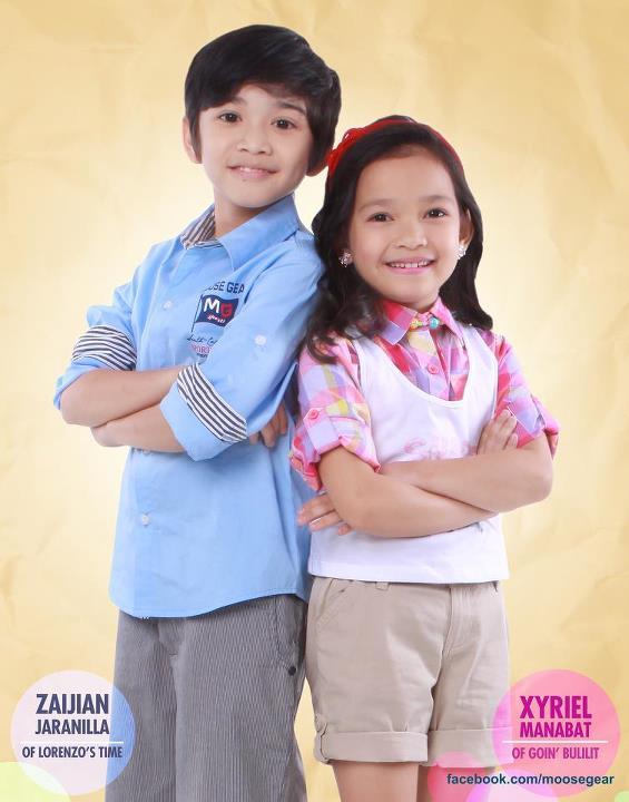 Zaijian Jaranilla 2017