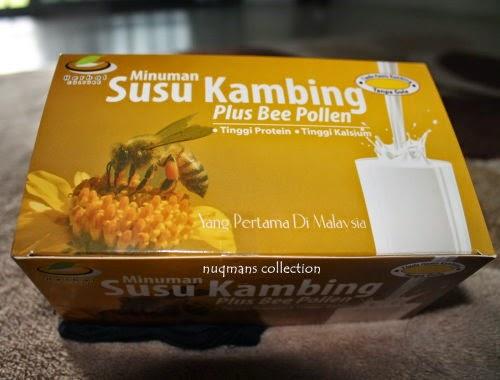 susu-kambing-bee-pollen