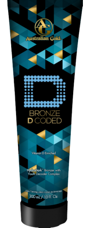 Australian Gold Bronze D Coded