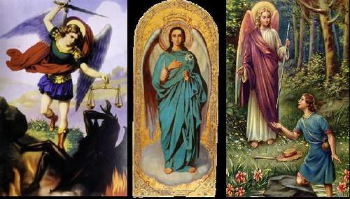Arcangeles de Dios
