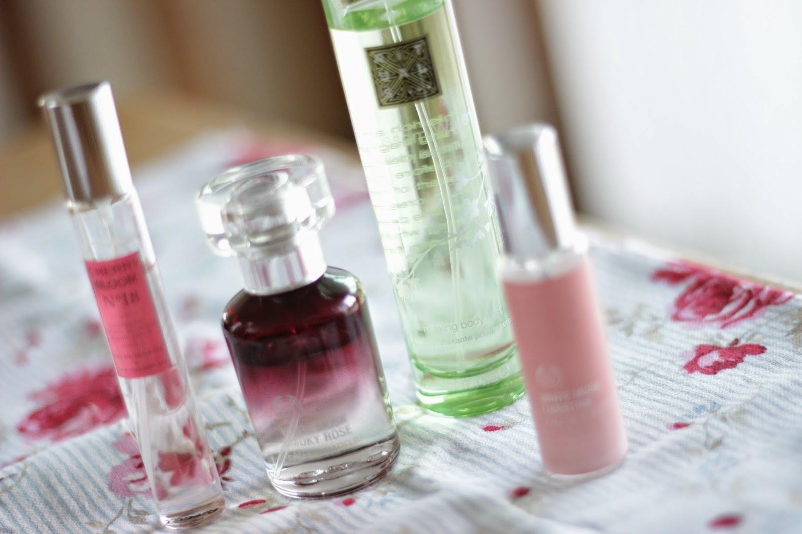 parfums geurtjes herfst winter